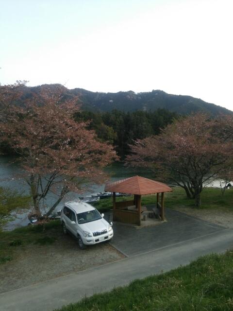 三瀬谷ダム前日プラクティス